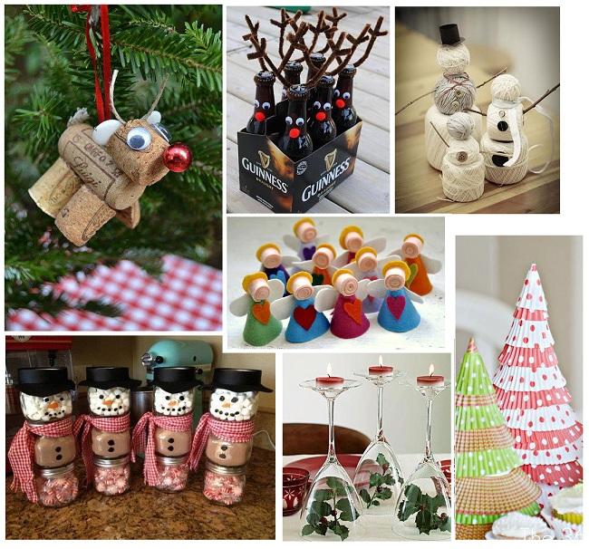 decoracion original navidad un montn de ideas navideas diy comunikndo with para regalar en navidad hechas en casa