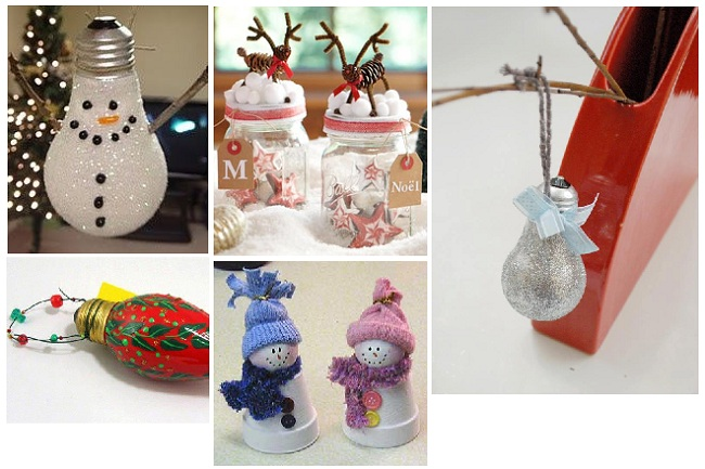 Diy Decoracion Navidad ~ Un mont?n de ideas navide?as DIY  ComuniKndo