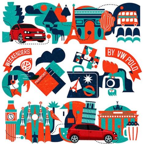 VW-Europe-illustrations