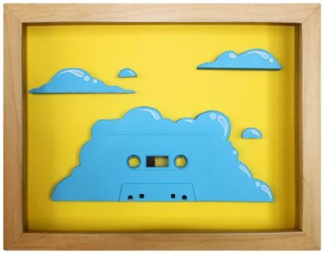 Arte-con-cassettes