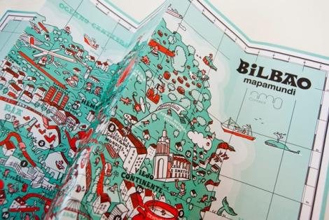 An-illustrative-map-of-Bilbao-Spain1
