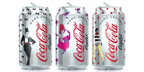 Coca Cola Marc Jacobs
