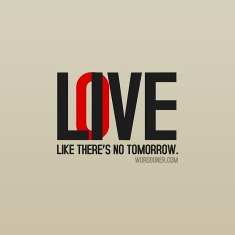 LIVE-LIKE'S-THERE'S-NO-TOMORROW