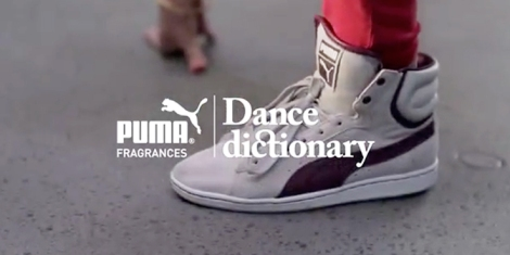 Puma Dance Dictionary