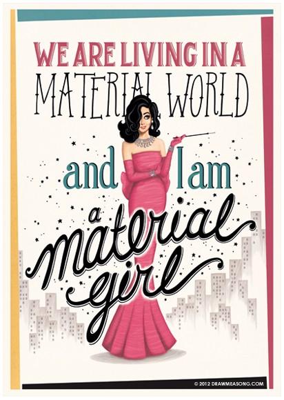 material-girl