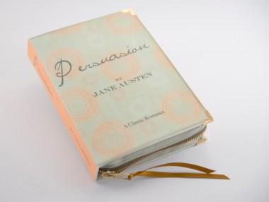 Jane Austen Persuasion Book Clutch-380x300